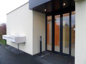 Sanitaire voorzieningen Marina Makkum