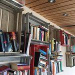 Bibliotheek jachthaven Marina Makkum