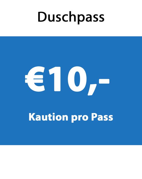 Duschpass